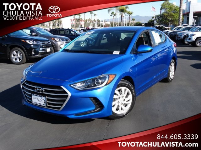 Used 2017 Hyundai Elantra in Chula Vista, CA