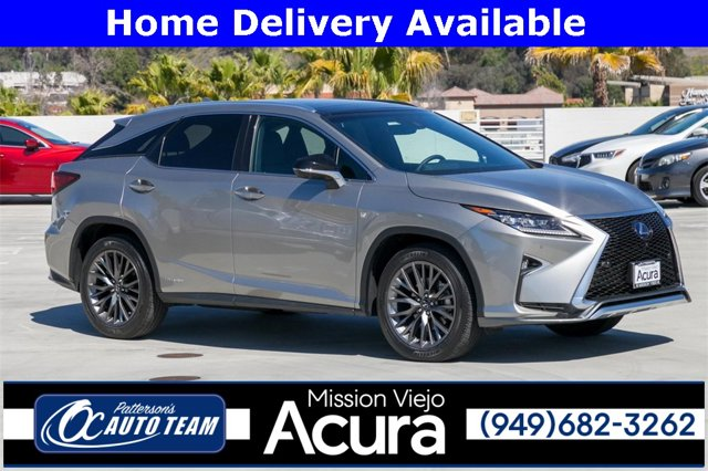 Used 2017 Lexus RX in , CA
