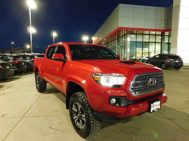 Used 2017 Toyota Tacoma in Greeley, CO