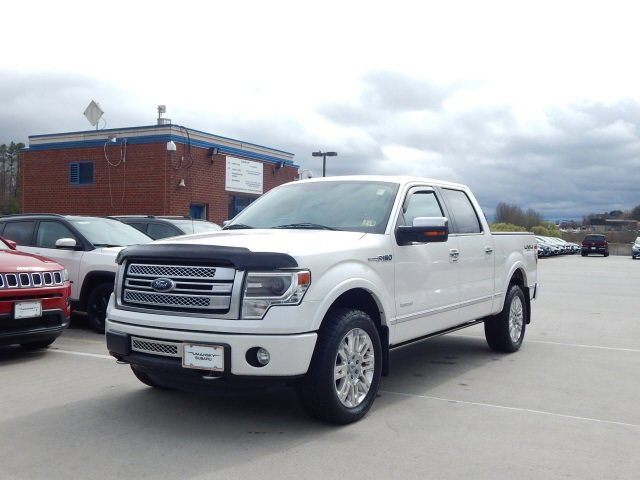 Used 2013 Ford F-150 in Charlottesville, VA