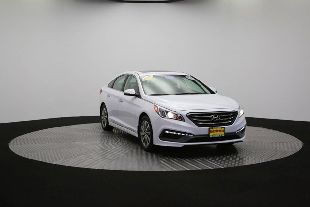 2017 Hyundai Sonata for sale 124124 46