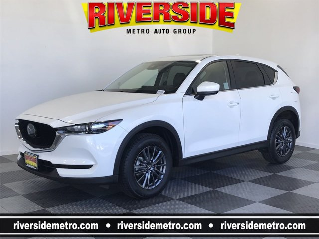 2019 Mazda CX-5 Touring Touring FWD Regular Unleaded I-4 2.5 L/152 [1]