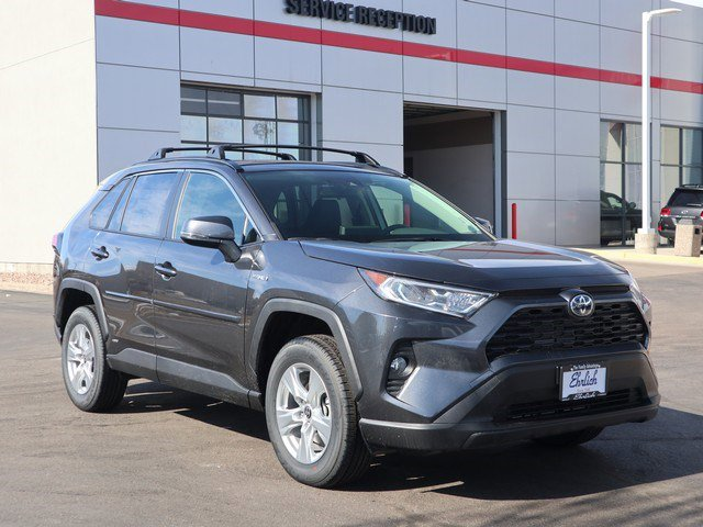 New 2020 Toyota RAV4 Hybrid in Fort Morgan, CO