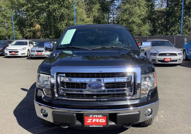 Used 2014 Ford F-150 4WD SuperCab 145 XLT