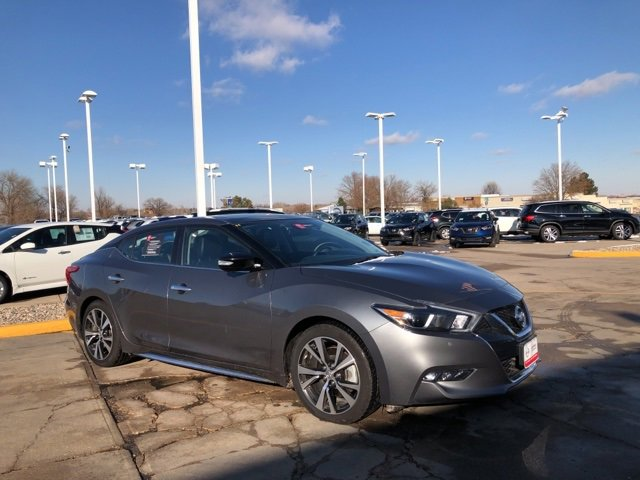 Used 2018 Nissan Maxima in Fort Collins, CO