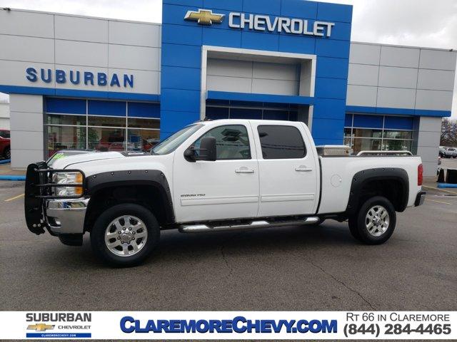 Used 2014 Chevrolet Silverado 2500HD in Claremore, OK