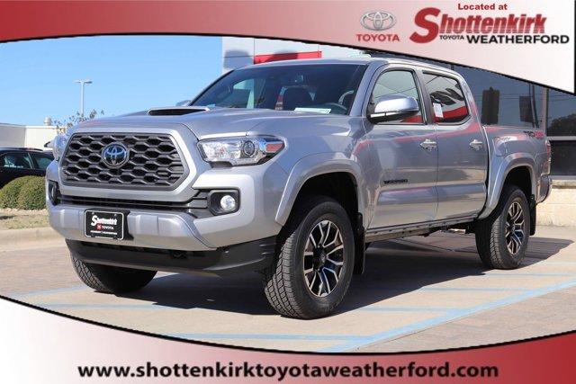 New 2020 Toyota Tacoma in Granbury, TX