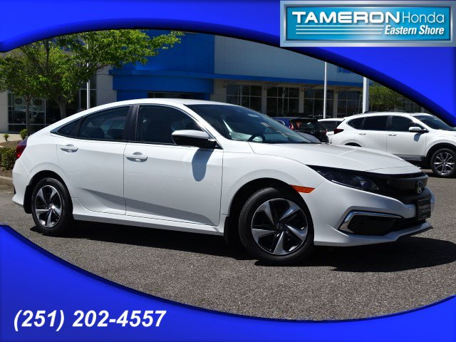 New 2020 Honda Civic Sedan in Daphne, AL