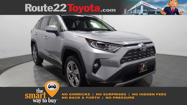 New 2020 Toyota RAV4 Hybrid in Hillside, NJ