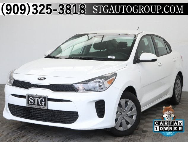 Used 2019 KIA Rio in Ontario, Montclair & Garden Grove, CA