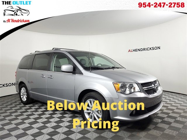 Used 2019 Dodge Grand Caravan in Coconut Creek, FL