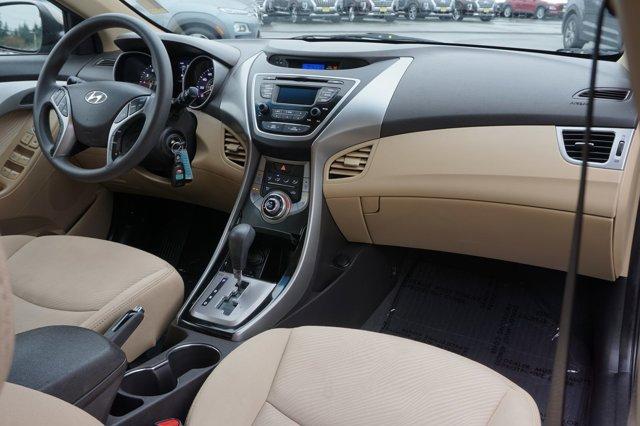 Used 2013 Hyundai Elantra 4dr Sdn Auto GLS