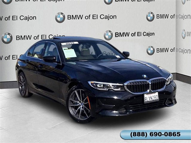 Used 2019 BMW 3 Series in Chula Vista, CA