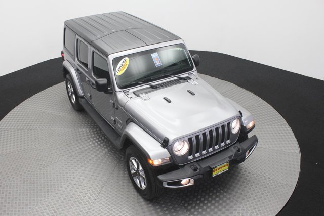 2019 Jeep Wrangler Unlimited for sale 124234 2