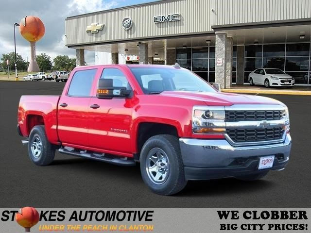 New 2017 Chevrolet Silverado 1500 in Clanton, AL