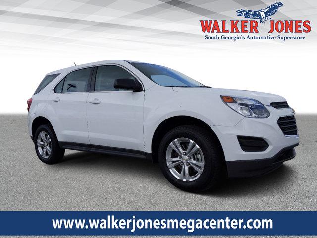 Used 2017 Chevrolet Equinox in Waycross, GA