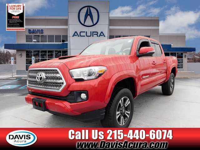 Used 2017 Toyota Tacoma in Langhorne, PA