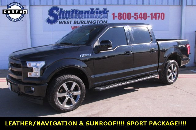 Used 2017 Ford F-150 in West Burlington, IA