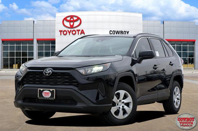 New 2020 Toyota RAV4 in Dallas, TX