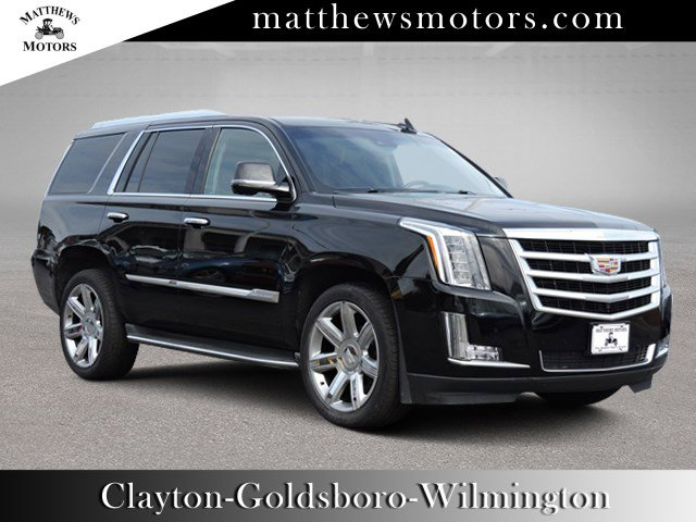Used 2016 Cadillac Escalade 4WD in Clayton , NC