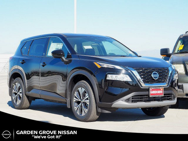 2021 Nissan Rogue SV FWD SV Regular Unleaded I-4 2.5 L/152 [1]