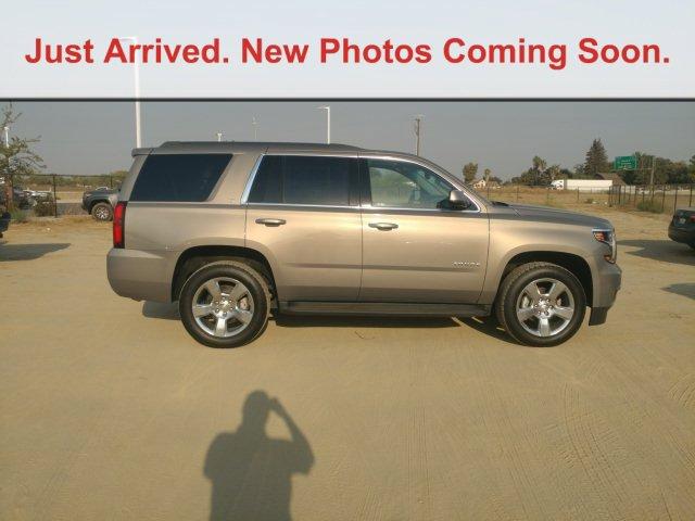 2017 Chevrolet Tahoe LT 4WD 4dr LT Gas/Ethanol V8 5.3L/325 [12]
