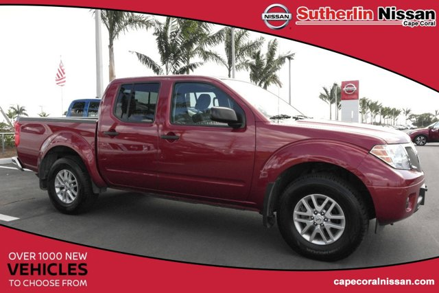 Used 2019 Nissan Frontier in Fort Myers, FL