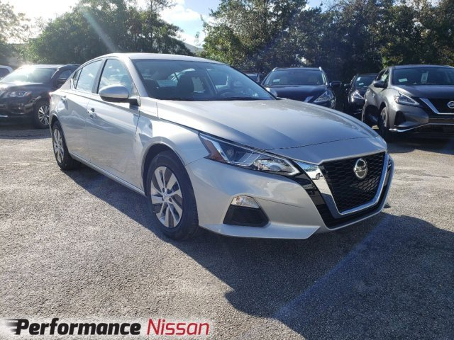 New 2020 Nissan Altima in Pompano Beach, FL