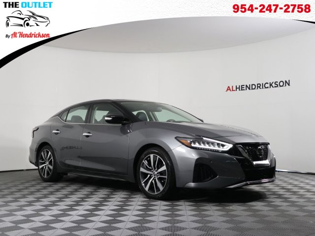 Used 2019 Nissan Maxima in Coconut Creek, FL