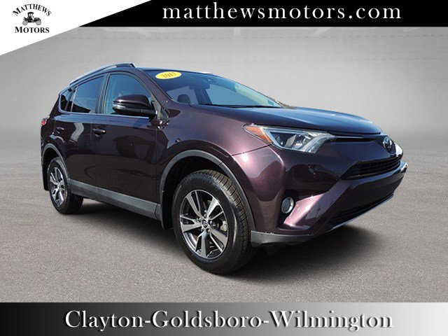 Used 2017 Toyota RAV4 in , NC