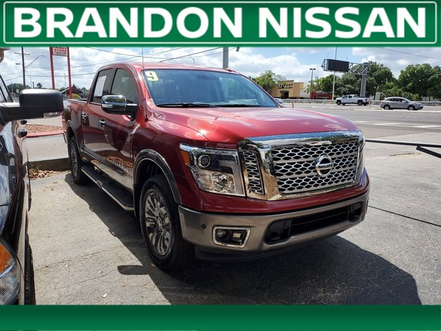 Used 2019 Nissan Titan in Tampa, FL