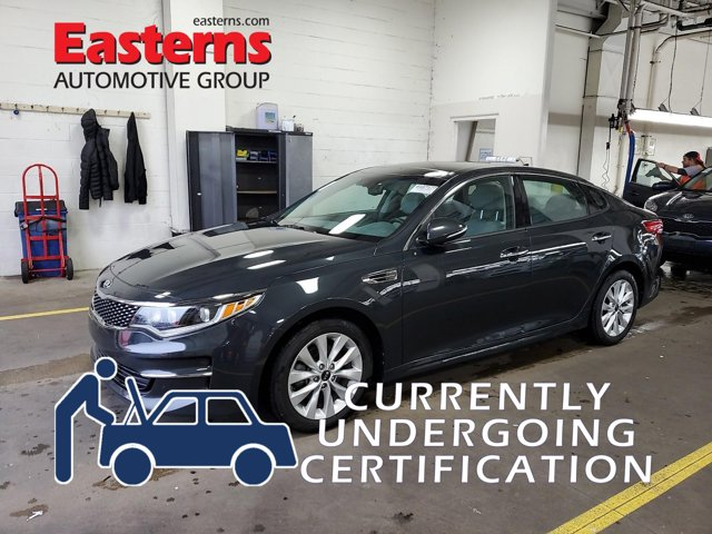 2016 Kia Optima EX Premium 4dr Car