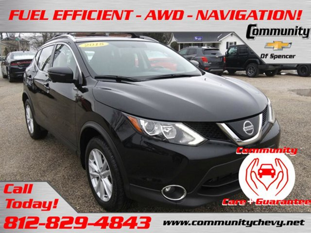 Used 2018 Nissan Rogue Sport in Bloomington, IN