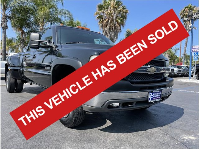 2001 Chevrolet Silverado 3500 LT LONG BED DUALLY 8.1L LEATHER PACK CLEAN