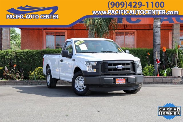 Used 2016 Ford F-150 in Fontana, CA