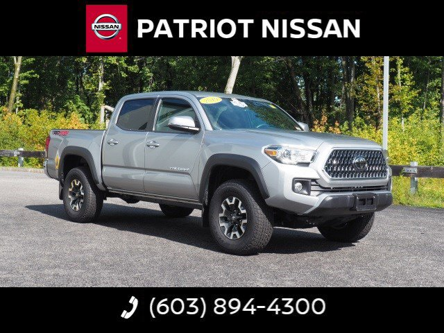 Used 2019 Toyota Tacoma in Salem, NH