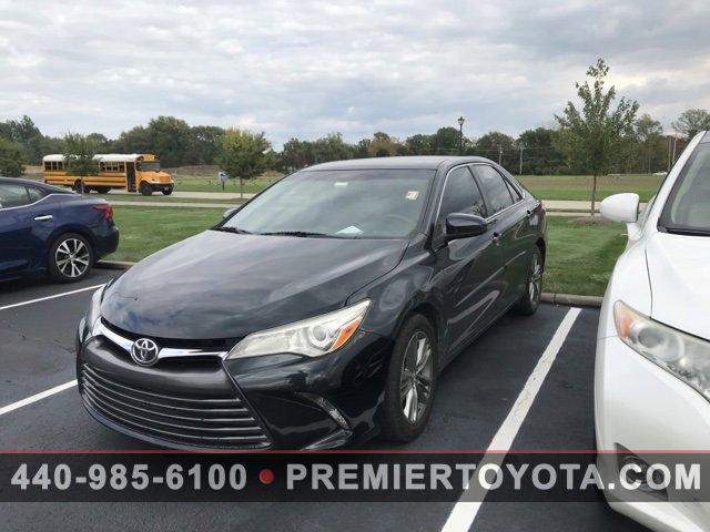 2015 Toyota Camry SE 4dr Sdn I4 Auto SE Regular Unleaded I-4 2.5 L/152 [1]