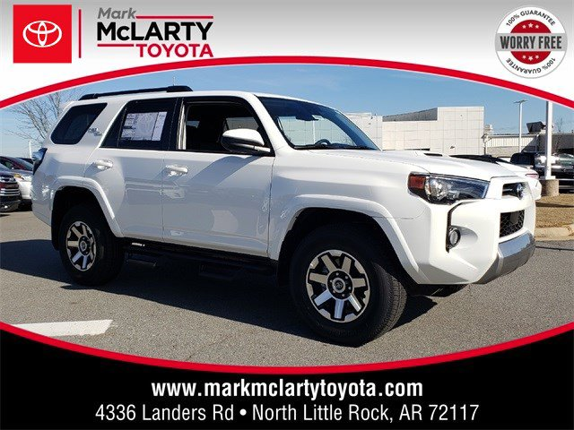 New 2020 Toyota 4Runner in North Little Rock, AR