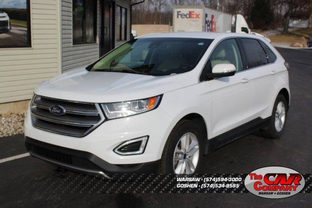 Used 2018 Ford Edge in Warsaw, IN