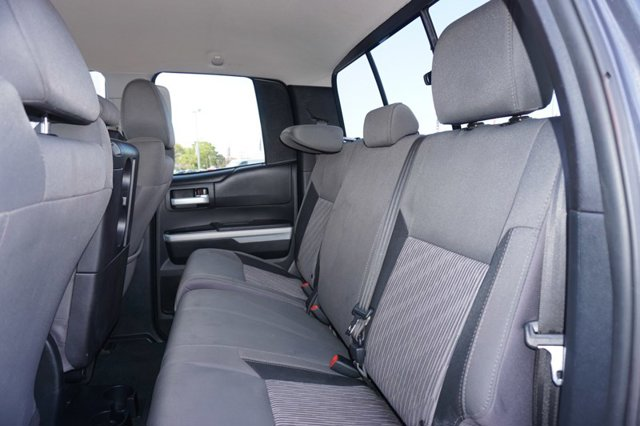 Used 2017 Toyota Tundra 2WD SR5 Double Cab 6.5' Bed 5.7L FFV