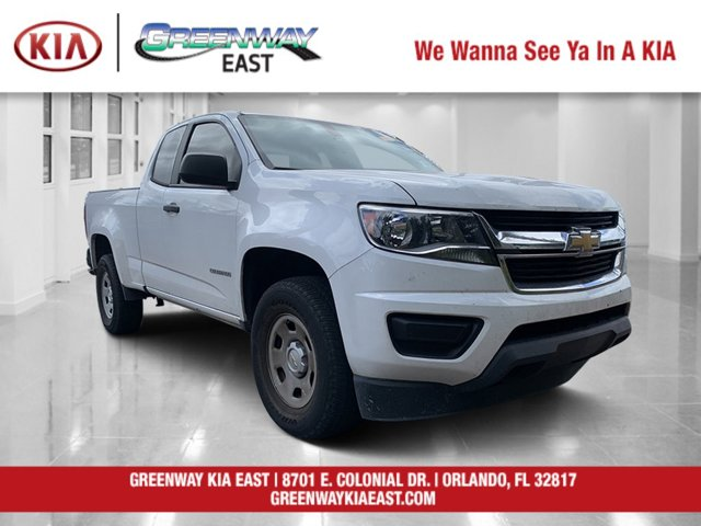 2016 Chevrolet Colorado Base