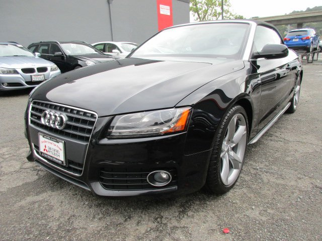 for sale used 2012 Audi A5 San Rafael CA