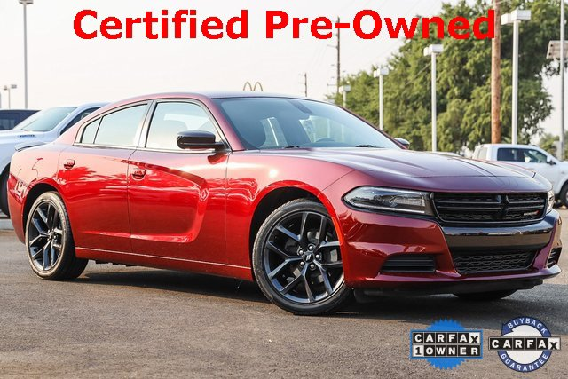 2019 Dodge Charger SXT SXT RWD Regular Unleaded V-6 3.6 L/220 [2]