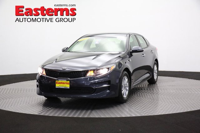 2016 Kia Optima for sale 124186 0