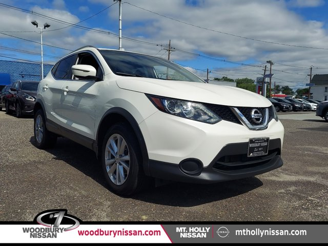 2017 Nissan Rogue Sport SV AWD SV Regular Unleaded I-4 2.0 L/122 [1]