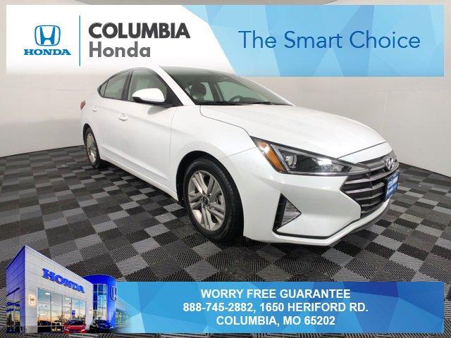 Used 2019 Hyundai Elantra in Columbia, MO