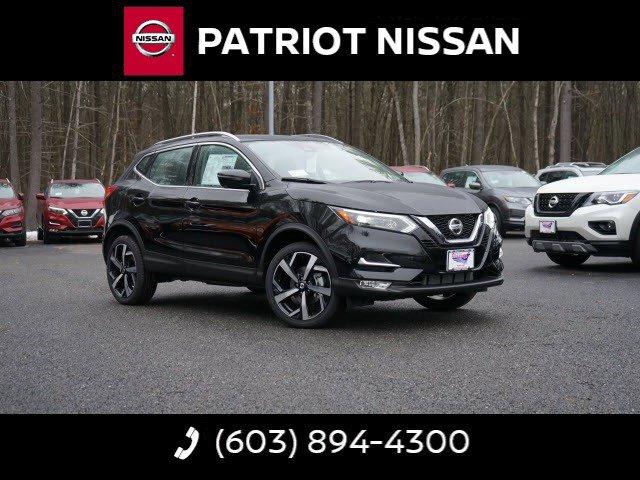 New 2020 Nissan Rogue Sport in Salem, NH