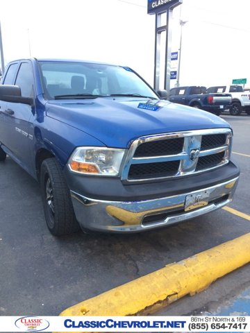 Used 2011 Ram 1500 in Owasso, OK