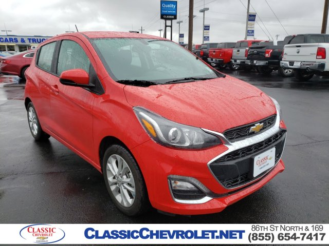New 2020 Chevrolet Spark in Owasso, OK