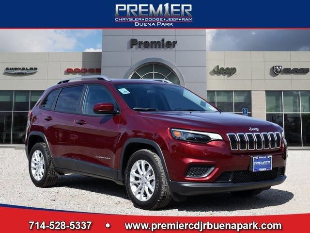 New 2020 Jeep Cherokee in , LA